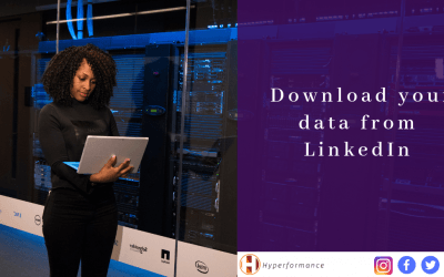 Do you want to know how to download all your data from LinkedIn?