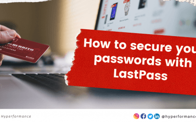 How to secure your passwords with LastPass