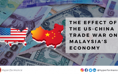 The Effect of the US-China trade war on Malaysia's Economy