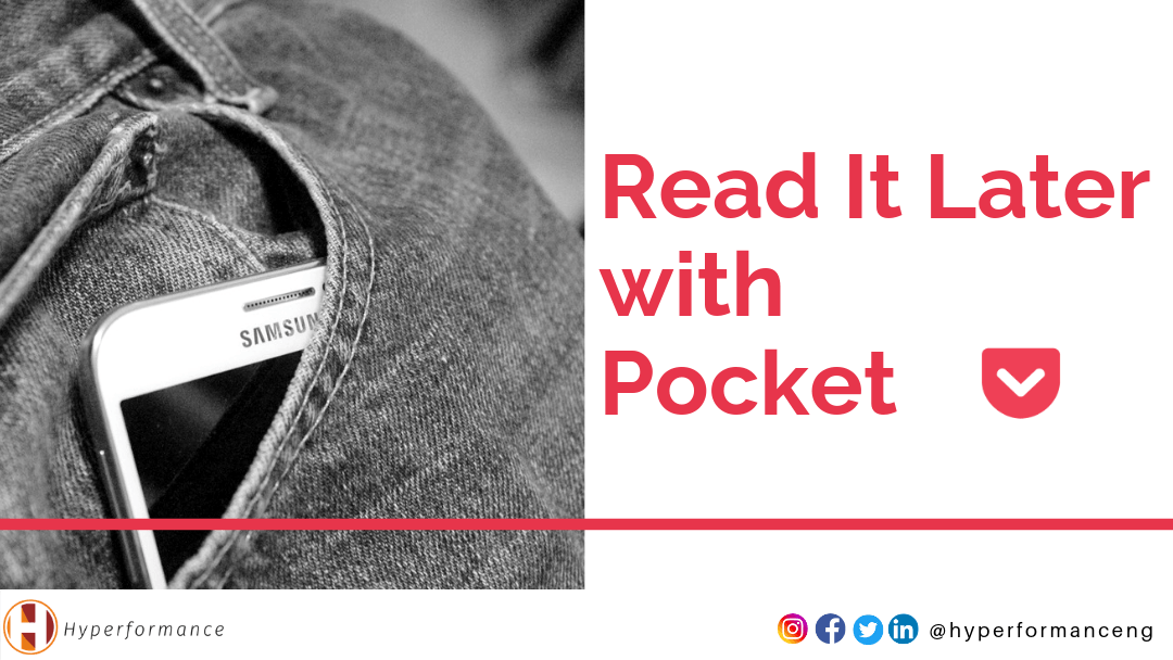 Read It Later with Pocket