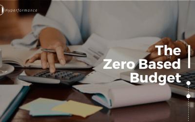 The Zero Based Budget